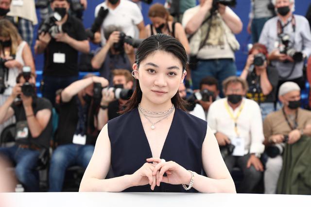 『ドライブ・マイ・カー』第74回カンヌ国際映画祭 フォトコール (C) Kazuko WAKAYAMA