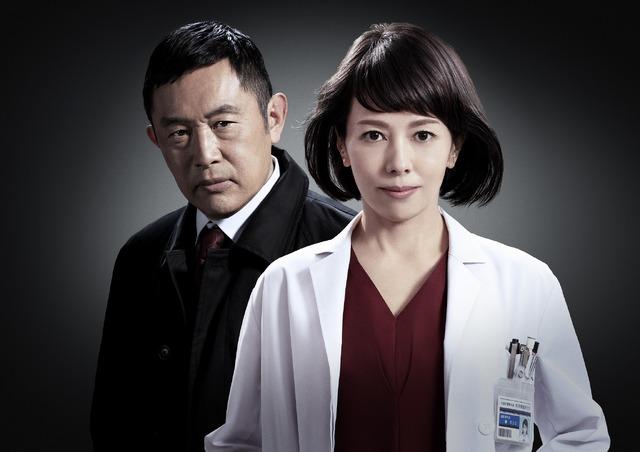 『科捜研の女 -劇場版-』(c)2021「科捜研の女 -劇場版-」製作委員会