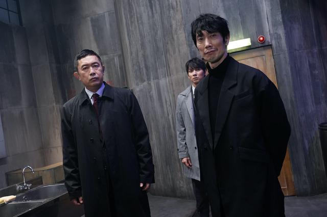 『科捜研の女 -劇場版-』佐々木蔵之介(c)2021「科捜研の女 -劇場版-」製作委員会