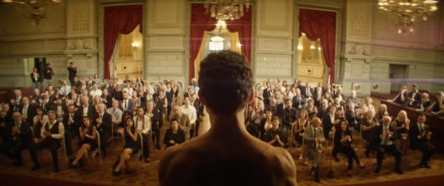 『皮膚を売った男』(C)2020 - TANIT FILMS - CINETELEFILMS - TWENTY TWENTY VISION - KWASSA FILMS - LAIKA FILM & TELEVISION - METAFORA PRODUCTIONS - FILM I VAST - ISTIQLAL FILMS - A.R.T- VOO & BE TV