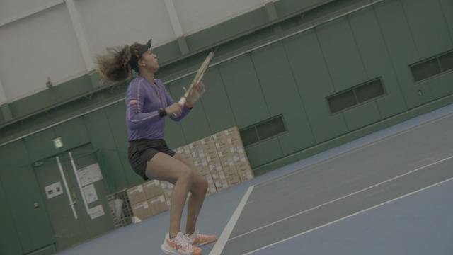 Netflixオリジナルドキュメンタリーシリーズ「大坂なおみ」7月16日(金)Netflixにて全世界独占配信