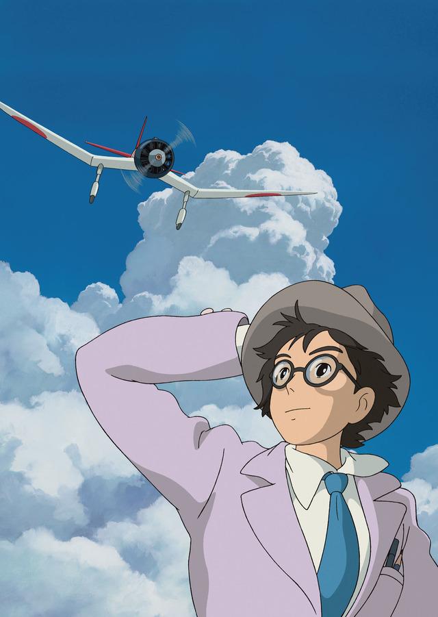 『風立ちぬ』 (C) 2013 Studio Ghibli・NDHDMTK