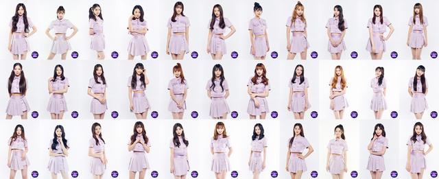 「GIRLS PLANET 999:少女祭典」Jグループ (C)CJ ENM Co., Ltd, All Rights Reserved