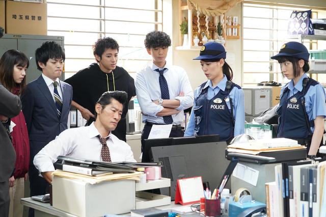 「ハコヅメ」第3話(C)NTV