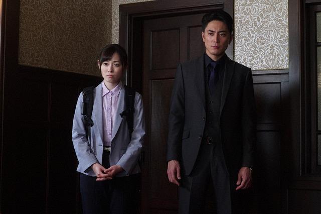 「IP~サイバー捜査班」第4話(C)テレビ朝日