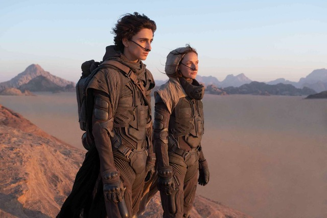 『DUNE/デューン 砂の惑星』 (C) 2020 Legendary and Warner Bros. Entertainment Inc. All Rights Reserved