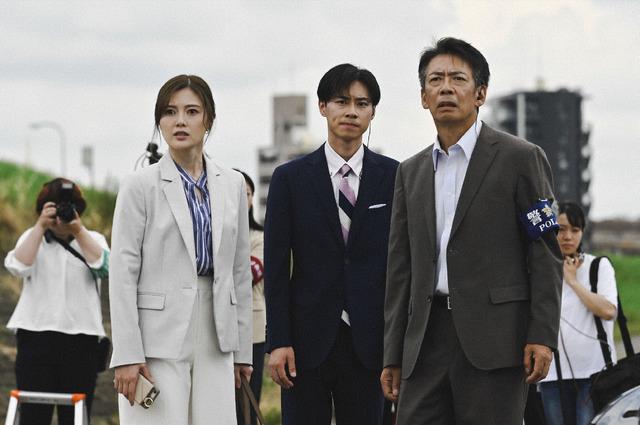 「漂着者」第1話(C)テレビ朝日