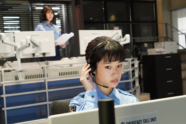 「ボイスII 110緊急指令室」第3話(C)NTV