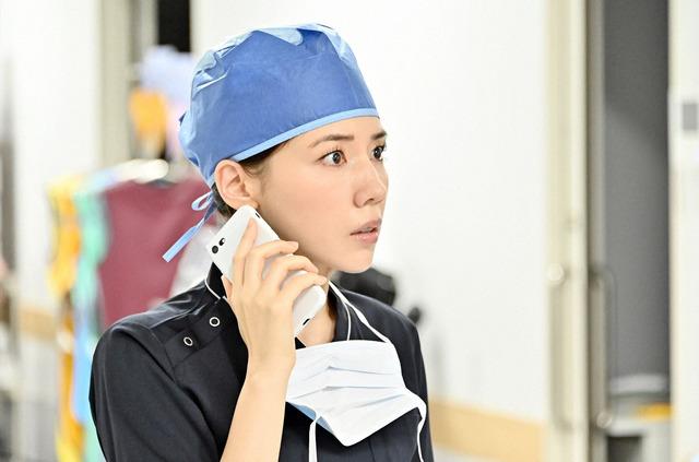 「TOKYO MER~走る緊急救命室~」第4話(C)TBS