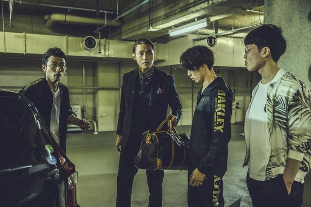 WOWOWオリジナルドラマ「演じ屋」4話