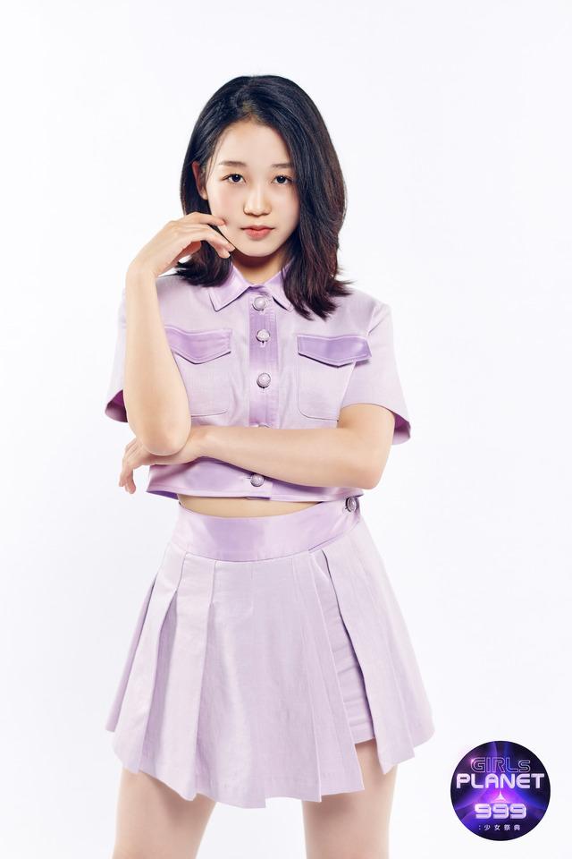 江崎ひかる「GIRLS PLANET 999:少女祭典」(C)CJ ENM Co., Ltd, All Rights Reserved