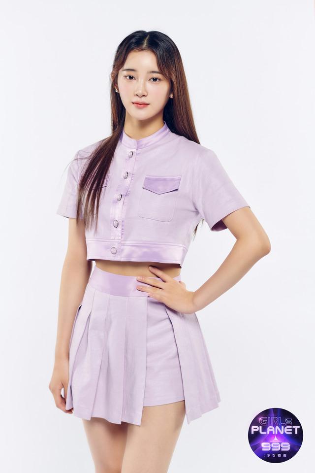 櫻井美羽「GIRLS PLANET 999:少女祭典」(C)CJ ENM Co., Ltd, All Rights Reserved