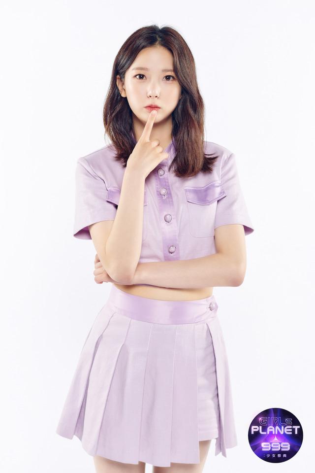 チェ・ユジン「GIRLS PLANET 999:少女祭典」(C)CJ ENM Co., Ltd, All Rights Reserved