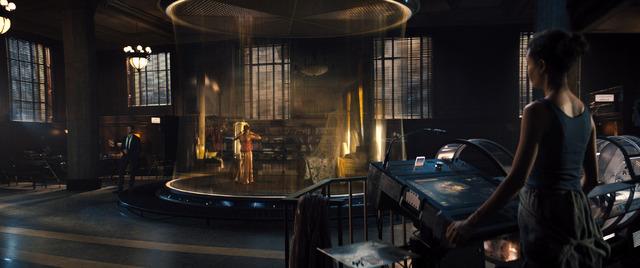 『レミニセンス』(C)2021 Warner Bros. Entertainment Inc. All Rights Reserved