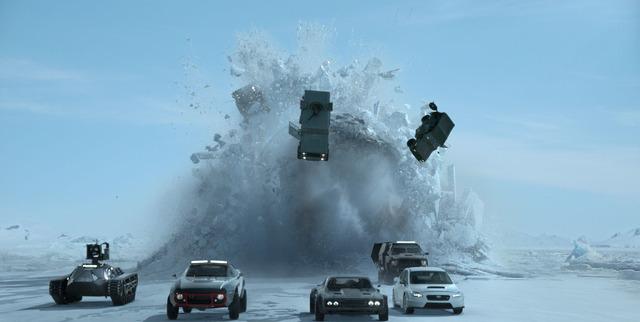 『ワイルド・スピード ICE BREAK』(C)2017 Universal City Studios Productions LLLP. All Rights Reserved.