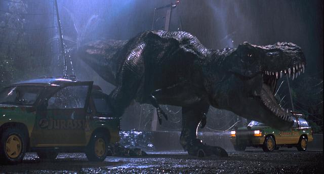 『ジュラシック・パーク』(C) 1993 Universal City Studios Inc. & Amblin Entertainment Inc. All Rights Reserved.