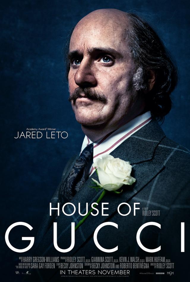 『House of Gucci』 (C) APOLLO