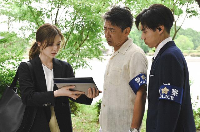 「漂着者」第2話(C)テレビ朝日