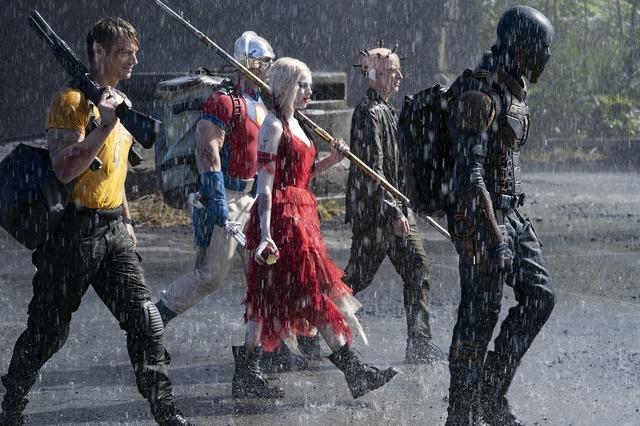 """『ザ・スーサイド・スクワッド """"極""""悪党、集結』(C) 2021 Warner Bros. Ent. All Rights Reserved TM"""